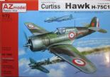 AZM7569 1/72 Curtiss Hawk 75 (P-36) H-75C-1